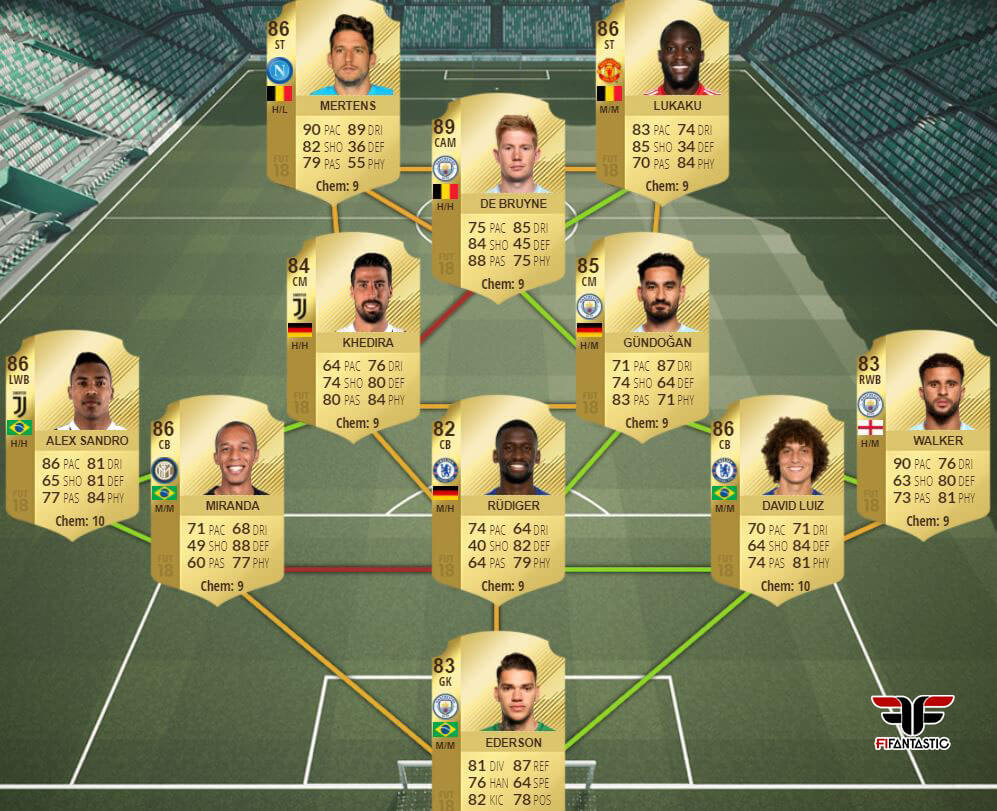 how to play fut champions fifa 18