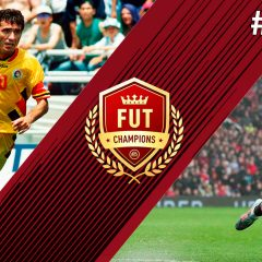 FIFA 18. Plantilla para la Jornada de FUT Champions #9