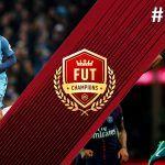 FIFA 18. Plantilla para la Jornada de FUT Champions #13