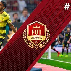 FIFA 18. Plantilla para la Jornada de FUT Champions #18