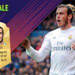 FIFA 18 Ultimate Team. Análisis de Gareth Bale