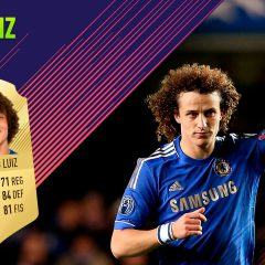 FIFA 18 Ultimate Team. Análisis de David Luiz