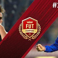 FIFA 18. Plantilla para la Jornada de FUT Champions #21