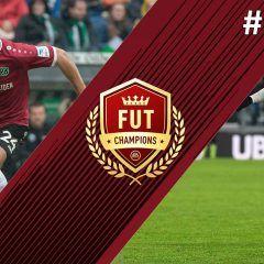 FIFA 18. Plantilla para la Jornada de FUT Champions #19