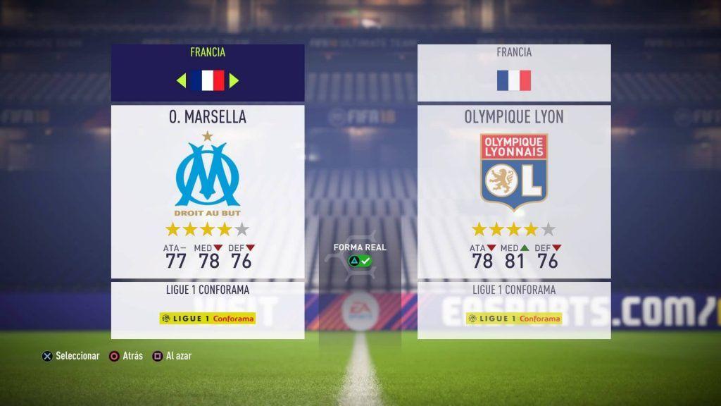 Predicción Marquesinas de FIFA 18 Ultimate Team