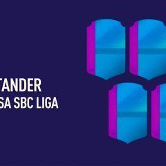 Predicción de los SBCs de Liga: Liga Santander