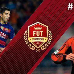 FIFA 18. Plantilla para la Jornada de FUT Champions #26
