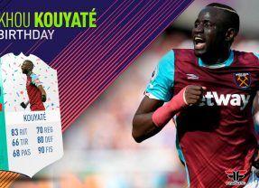 FIFA 18 Ultimate Team. Análisis de Kouyaté FUT Birthday