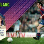 FIFA 18 Ultimate Team. Análisis de Laurent Blanc (85)