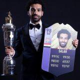 Salah gana el Player of the Year de 2018