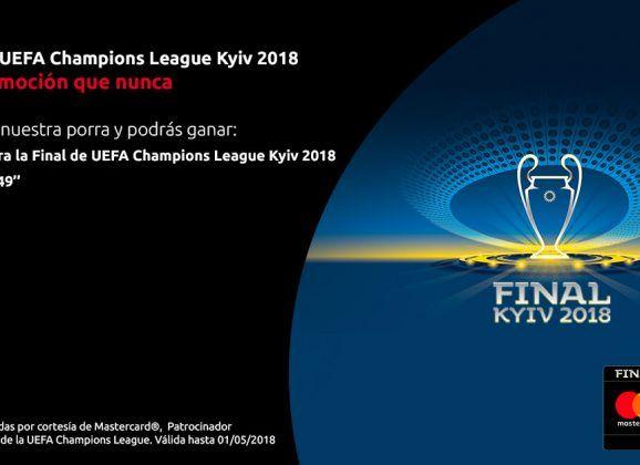 Porra EURO 6000: Semifinal de la UEFA Champions League