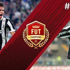 FIFA 18. Plantilla para la Jornada de FUT Champions #29