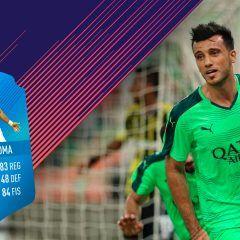FIFA 18 Ultimate Team. Análisis de Al Soma SBC