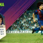 FIFA 18 Ultimate Team. Análisis de Maradona (91)