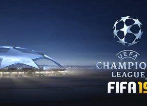 ¿Estará la Champions League en FIFA 19?