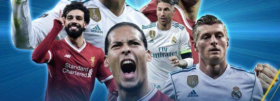 Real Madrid – Liverpool: ¿Quién es mejor en FIFA 18?