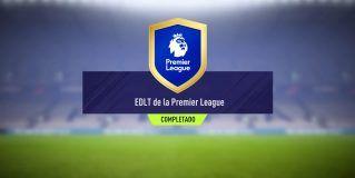 FUT 18. Squad Builder Challenges: EDLT de la Premier League