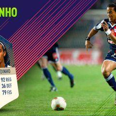 FIFA 18 Ultimate Team. Análisis de Ronaldinho (91)