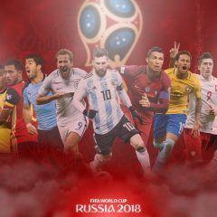 Las 32 selecciones del Mundial representadas en FUT 18