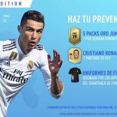 ¿Qué Edición de FIFA 19 es más recomendable?