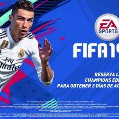 Fecha de salida de FIFA 19