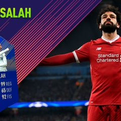 FIFA 18 Ultimate Team. Análisis de Mohamed Salah TOTS
