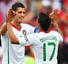 Híbrido Cristiano Ronaldo – Quaresma