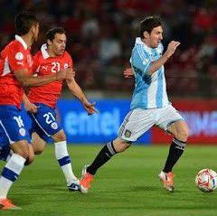 Dos híbridos con jugadores de Chile y Argentina