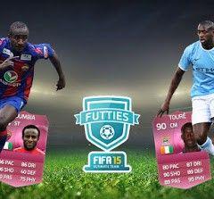 Tremendo híbrido con Yaya Touré y Doumbia FUTTIES