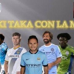 Plantilla de la MLS para jugar al toque