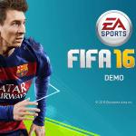 FIFA 16. Mis impresiones de la demo