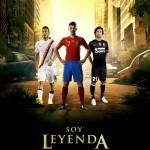 Soy Leyenda. Equipo con Villa, Pirlo y Totti