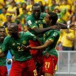 Top National Teams: Camerún