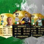 Híbrido de calidad con los argelinos Mahrez, Slimani y Brahimi