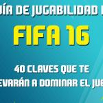 Nuevo eBook: Guía de Jugabilidad de FIFA 16