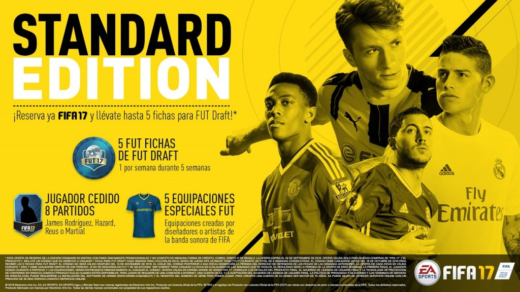 Standard Edition FIFA 17
