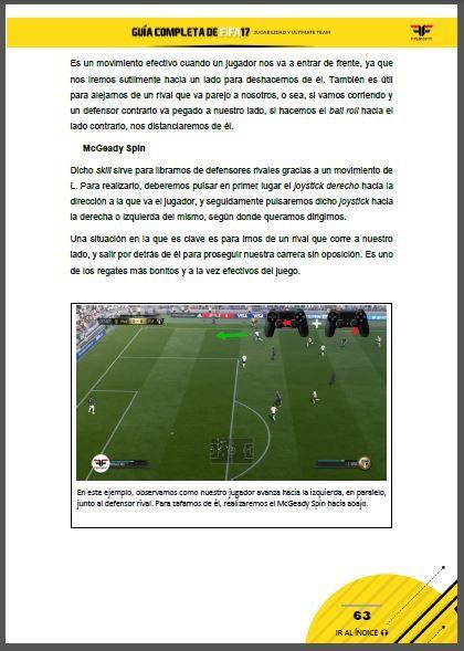 Guía Completa FIFA 17 - Captura
