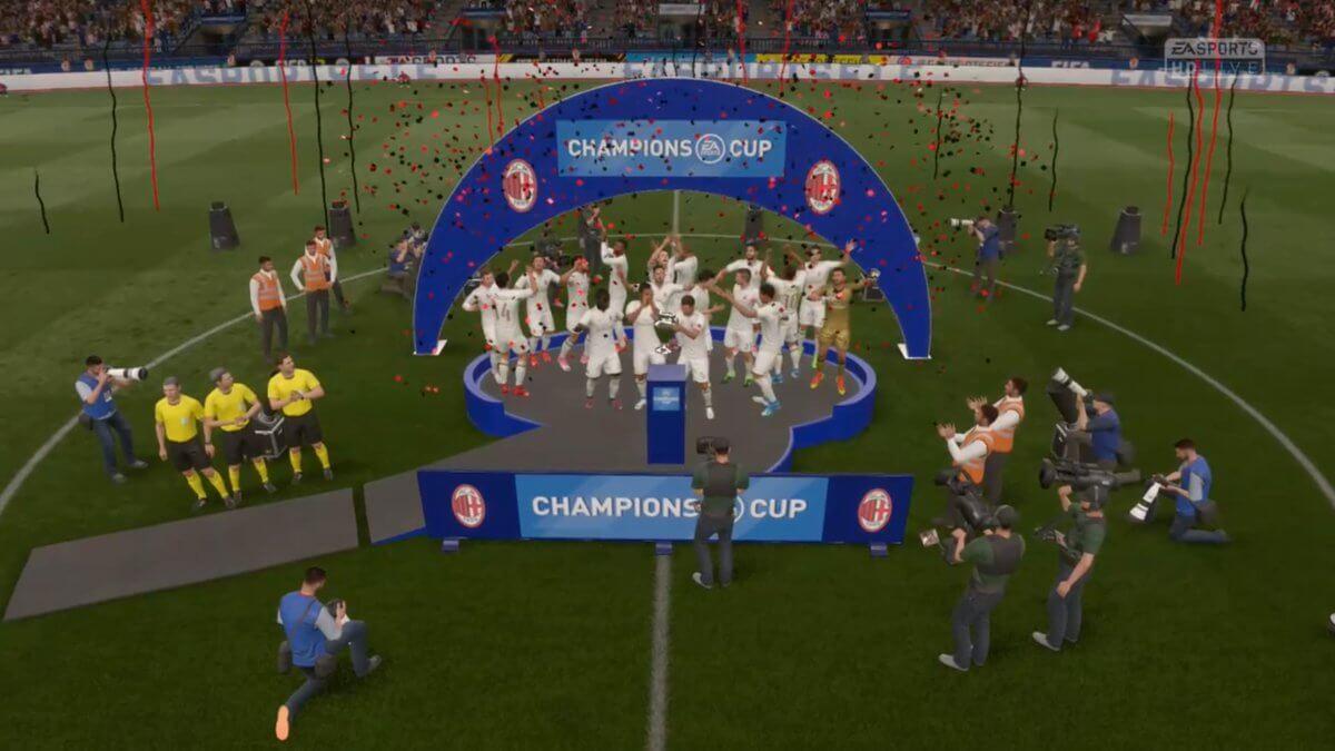Fifa 17 modo carrera ac mil n 2 temporada fifantastic for Fifa 17 milan