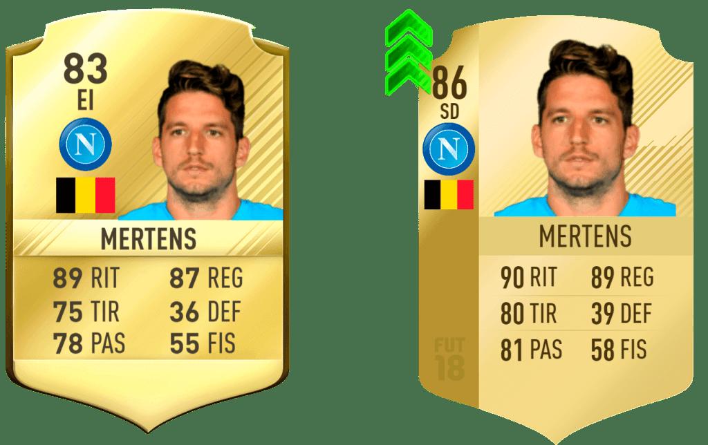 Media Mertens FIFA 18