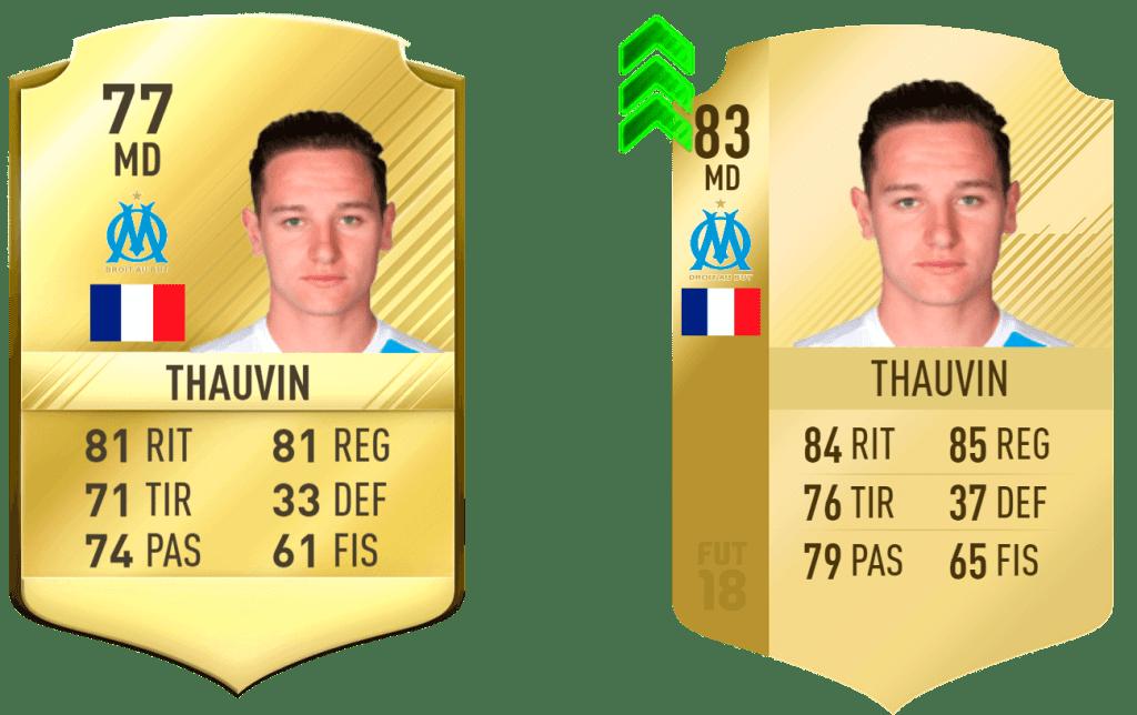 Media Thauvin FIFA 18