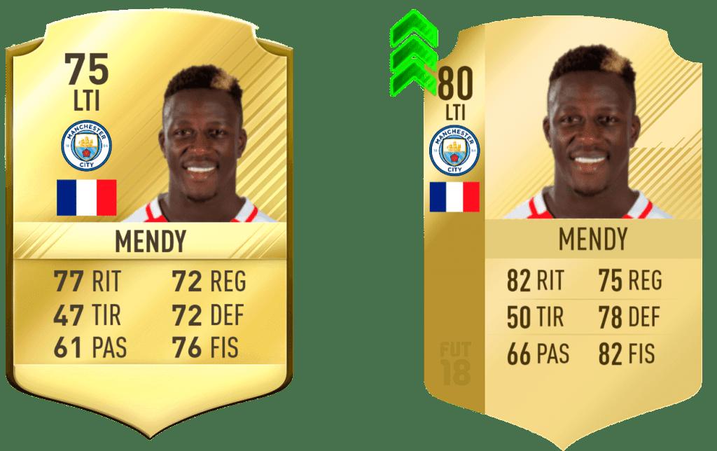 Media Mendy FIFA 18