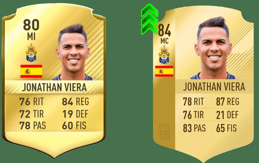 Media Jonathan Viera FIFA 18