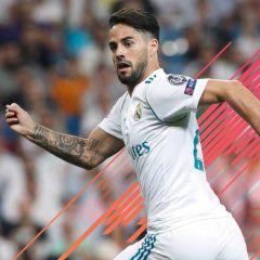 Plantilla de la Liga Santander para un fútbol ofensivo