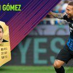 FIFA 18 Ultimate Team. Análisis de Alejandro Gómez