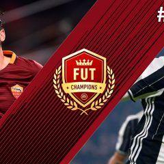 FIFA 18. Plantilla para la Jornada de FUT Champions #3