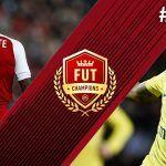 FIFA 18. Plantilla para la Jornada de FUT Champions #4
