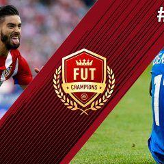 FIFA 18. Plantilla para la Jornada de FUT Champions #2