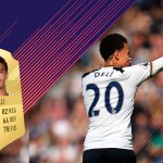 FIFA 18 Ultimate Team. Análisis de Dele Alli