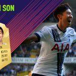 FIFA 18 Ultimate Team. Análisis de Heung Min Son