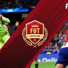 FIFA 18. Plantilla para la Jornada de FUT Champions #8